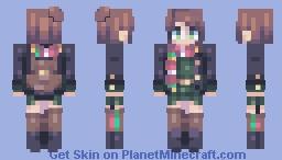 ˢᵉᵉ ʸᵒᵘ ˢᵒᵒⁿ  [𝓒𝓔] Minecraft Skin