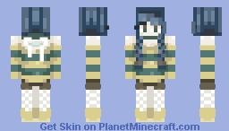 behind the sea Minecraft Skin