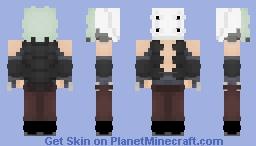 GunHead | Pro-Hero | My Hero Academia Minecraft Skin
