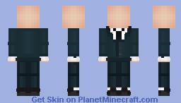Xavier School Uniform Minecraft