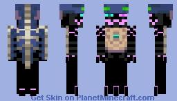 Best Enderman Minecraft Skins Planet Minecraft - Skins para minecraft pe de youtubers