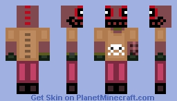 Fish Gang 2 #noEffortSkinSeries Minecraft Skin