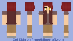 Yarr, Sorry I be out of order! Minecraft Skin