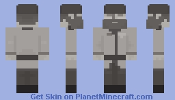 Papers Please - Inspector Minecraft Skin