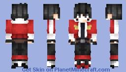 ☆彡We had a bonding moment!! I cradled you in my arms!☆彡 [Keith Kogane | Voltron: Legendary Defender] Minecraft Skin