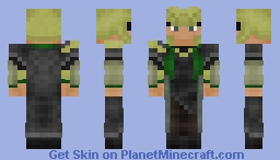 Loki - MCU Minecraft Skin