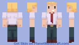 Mirio Togata | MHA Minecraft Skin