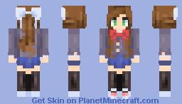 I love you!.... Just Monika Minecraft