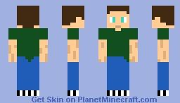 Second skin Minecraft Skin
