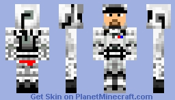 Astronaut (FUZE) Minecraft Skin