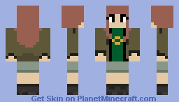 Purdy (Camp Weedonwantcha) Minecraft Skin