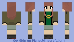 Purdy (Camp Weedonwantcha) But Even Better This Time Minecraft Skin
