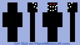 Creepy Guy Minecraft Skin