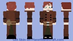 Gaara: Fifth Kazekage Minecraft