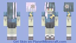 electric love Minecraft Skin