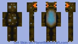 Halloween toad  (skintober2018) Minecraft Skin