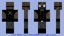 Spider-Man (Noir) Minecraft Skin