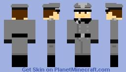 SS-Totenkopfverbände Officer (Please read description) Minecraft Skin