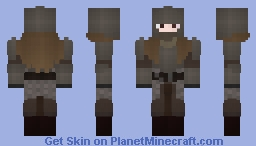 Knight of the Autumn Minecraft