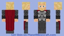Thor - MCU Minecraft Skin