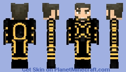 Wolverine (X-Men 2: United) Minecraft Skin