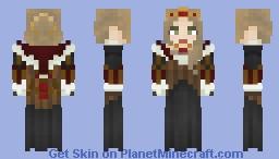[LotC] Harvest Ballgown Minecraft Skin