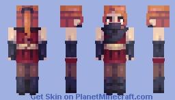 Ninja [Elven's Skintober 2018]