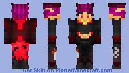 valkyria Minecraft Skin