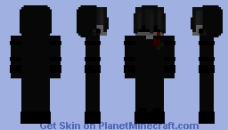 Hey can I have some coffee? Minecraft Skin