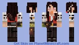 My current minecraft skin Minecraft Skin