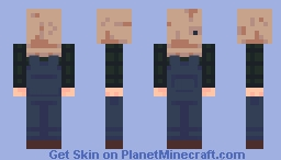 Jason Voorhees' First Kill Minecraft Skin