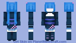 ♭↳☋€ Minecraft Skin
