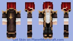 Captain Knox  Minecraft Skin
