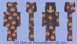 Halloween Onesie Minecraft Skin