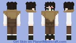 Shinki (Childhood ver.) Minecraft Skin