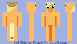 My Little Pony - Applejack Minecraft Skin