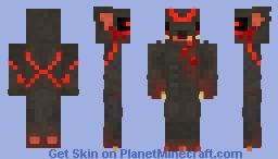 [Goretober] RUN. Minecraft