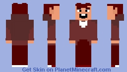 Count Chocula Minecraft Skin
