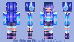 Everything Nice // Jadeite Minecraft Skin