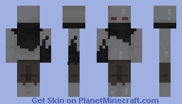 Thanos but hes's dead - Fawne's Skintober Minecraft Skin