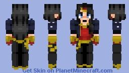 Wonder Woman #600 Minecraft Skin