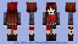 ~✿~ Donna Minecraft Skin