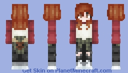 Skintober 2018:: DAY SIX - autumn Minecraft