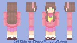 GrAbLiNg HoOk!!!!! Minecraft Skin