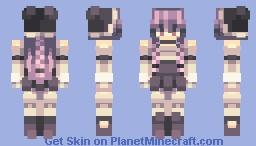 cordelia ; oc Minecraft Skin