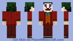 Joker 2019 Movie (improved) Minecraft