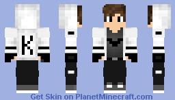 New Skin Kingbispo Minecraft