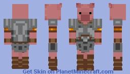 Pigman Fighter Minecraft