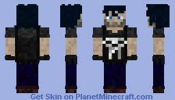Punisha I guess Minecraft Skin