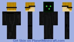 Computer Boy Minecraft Skin